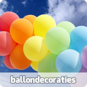 ballondecoraties ede